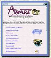 AWARE website