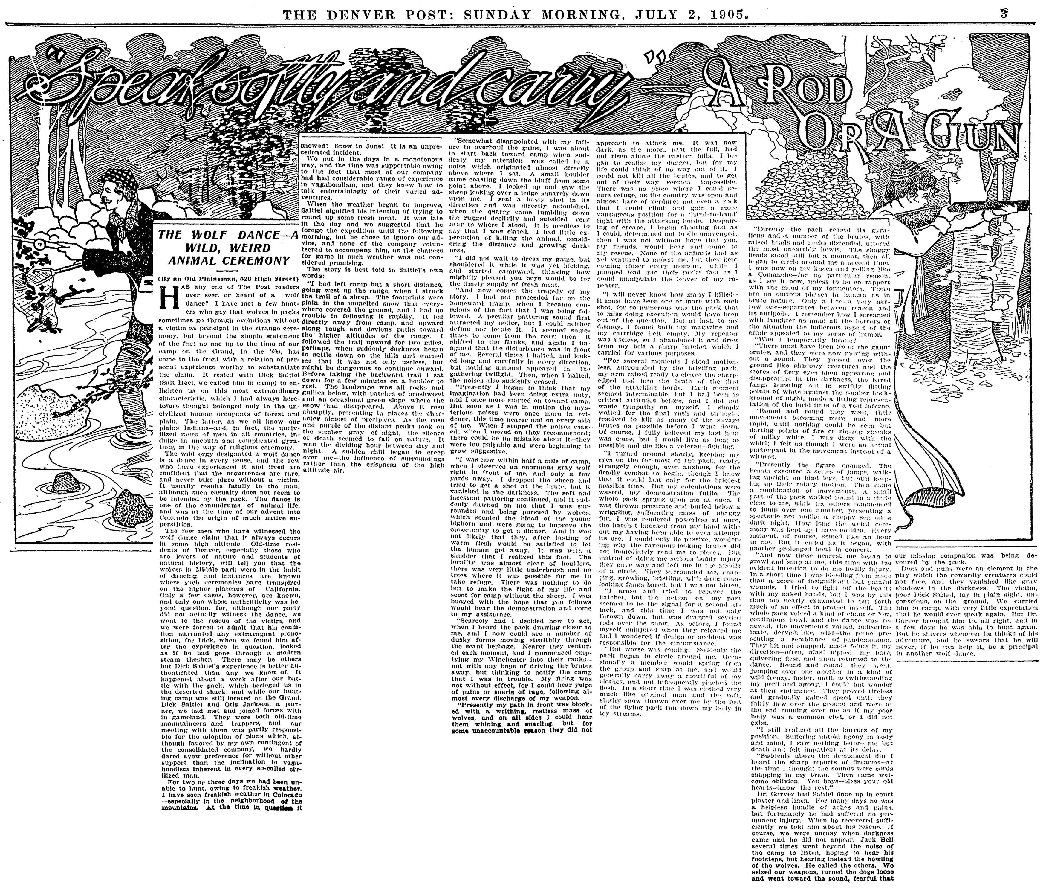 Newspaper Articles Concerning Jack Bell
