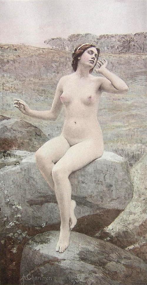 Alexandre Jacques Chantron - Antique Reproductions: http://www.iment.com/maida/family/mother/vicars/alexandrejacqueschantron-prints.htm