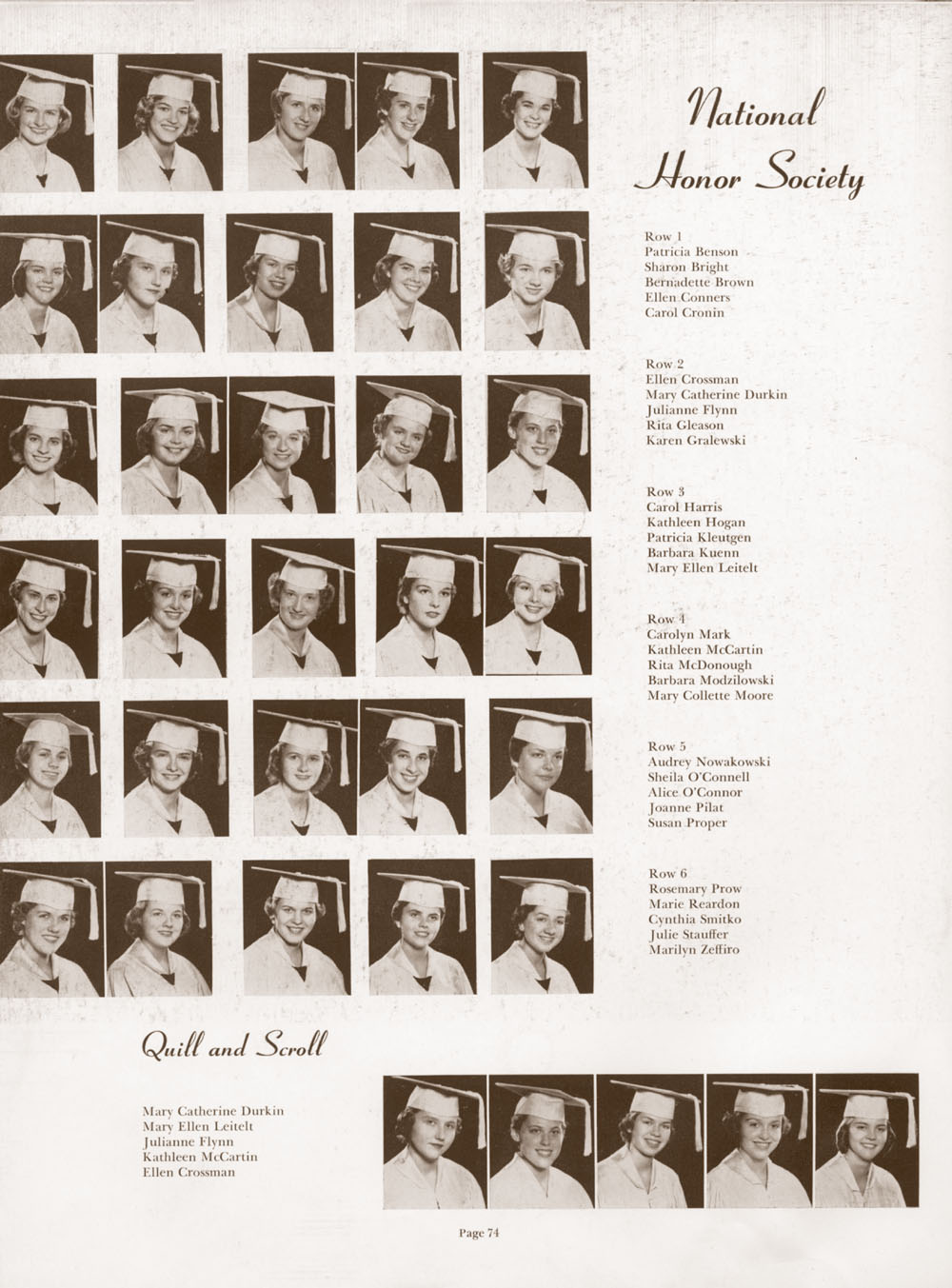 Aquinas Dominican High School - Taquin '60 - Class of 1962