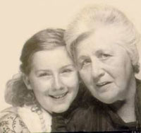 Nana and Mary